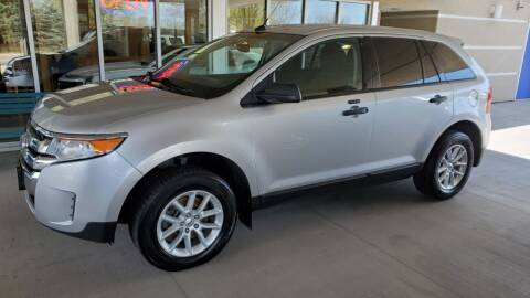 2013 Ford Edge for sale at City Auto Sales in La Crosse WI