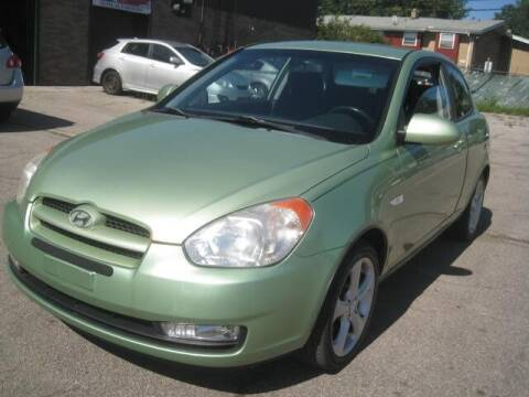 2008 Hyundai Accent for sale at ELITE AUTOMOTIVE in Euclid OH
