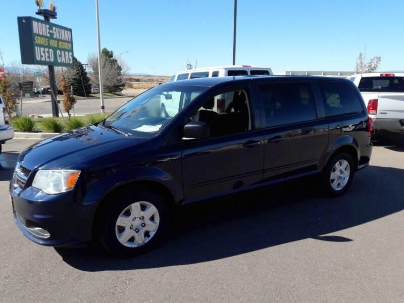 2012 Dodge Grand Caravan for sale at More-Skinny Used Cars in Pueblo CO