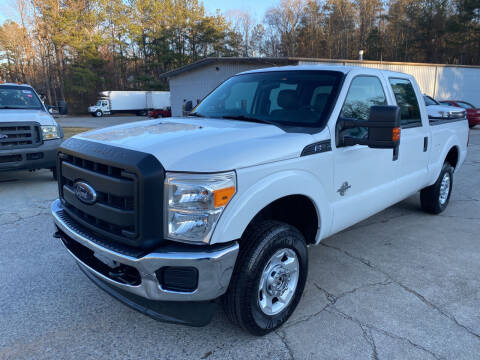 2012 Ford F-250 Super Duty for sale at Elite Motor Brokers in Austell GA