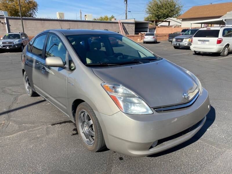 2008 Toyota Prius for sale at Robert Judd Auto Sales in Washington UT