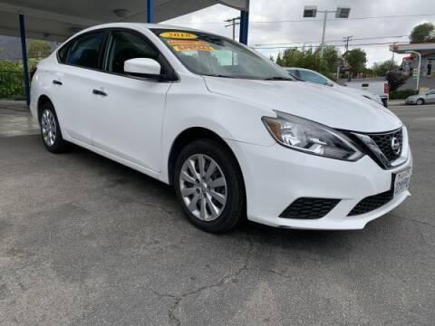 2018 Nissan Sentra for sale at CAR CITY SALES in La Crescenta CA