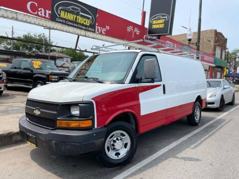 2007 Chevrolet Express Cargo for sale at Manny Trucks in Chicago IL