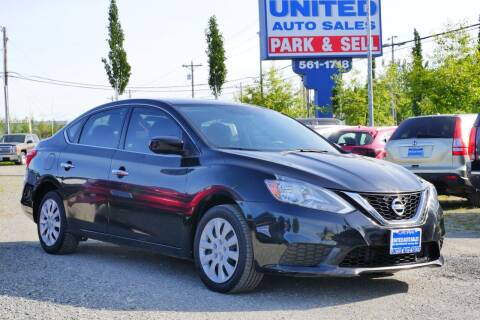 2018 Nissan Sentra for sale at United Auto Sales in Anchorage AK