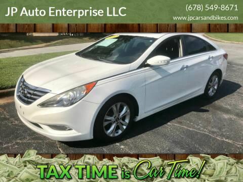 2011 Hyundai Sonata for sale at JP Auto Enterprise LLC in Duluth GA