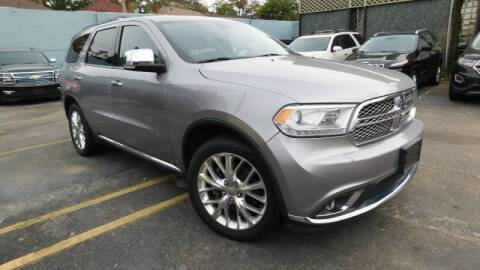 2014 Dodge Durango for sale at Gus's Used Auto Sales in Detroit MI
