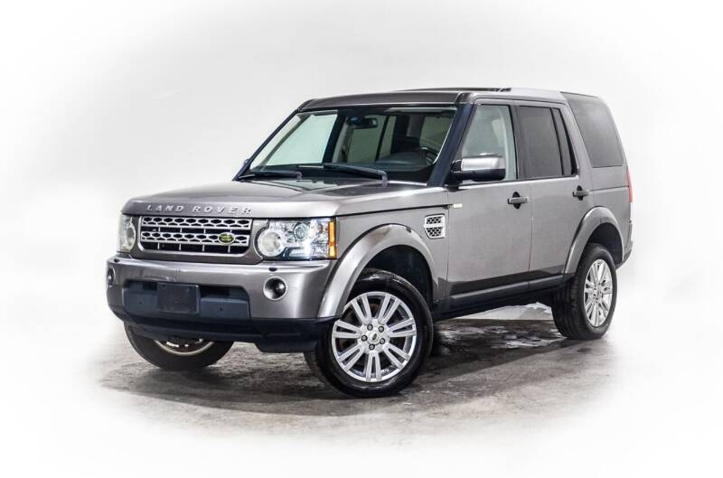 2010 Land Rover LR4 for sale at CarXoom in Marietta GA