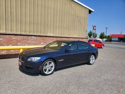 2011 BMW 7 Series for sale at Harding Motor Company in Kennewick WA