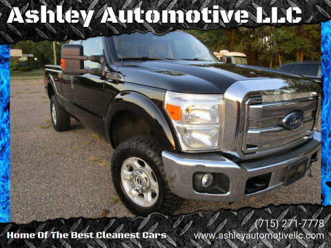 2014 Ford F-250 Super Duty for sale at Ashley Automotive LLC in Altoona WI
