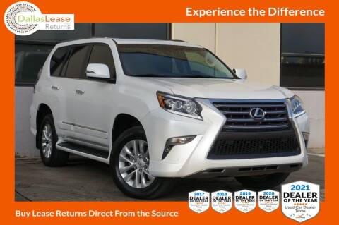 2017 Lexus GX 460 for sale at Dallas Auto Finance in Dallas TX