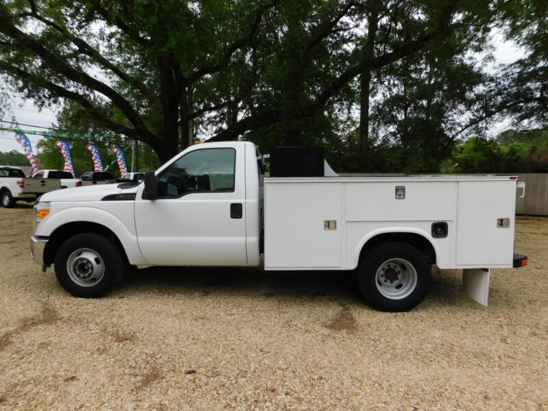 2012 Ford F-350 Super Duty for sale at Commercial Vehicle Sales in Ponchatoula LA