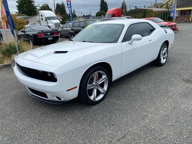 2017 Dodge Challenger for sale at MK MOTORS in Marysville WA