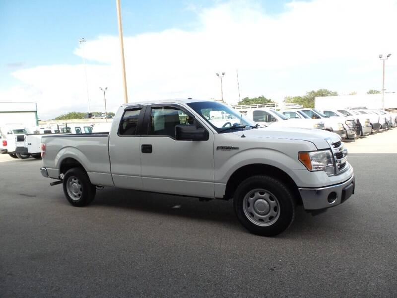 2014 Ford F-150 4x2 XL 4dr SuperCab Styleside 6.5 ft. SB - Houston TX