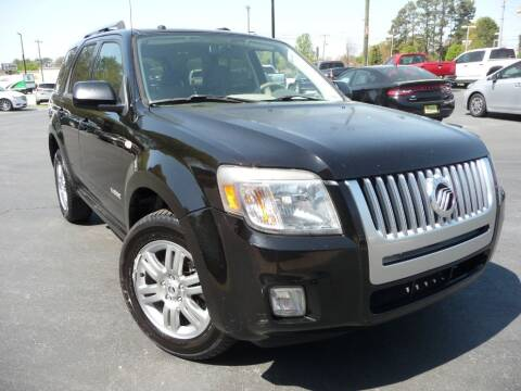 2008 Mercury Mariner for sale at Wade Hampton Auto Mart in Greer SC
