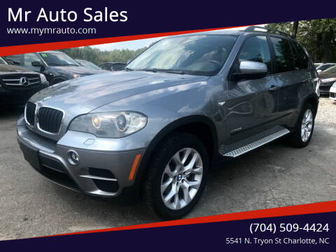 2011 BMW X5 for sale at Mr Auto Sales in Charlotte NC