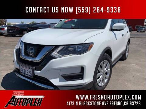 2017 Nissan Rogue for sale at Fresno Autoplex in Fresno CA