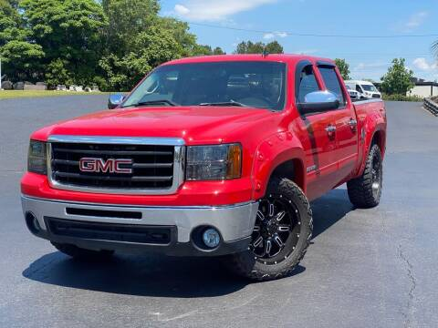 2008 GMC Sierra 1500 for sale at Rock 'n Roll Auto Sales in West Columbia SC