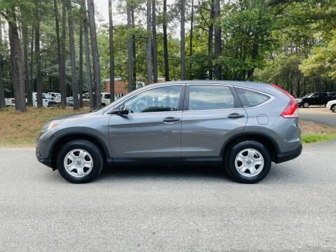 2012 Honda CR-V for sale at H&C Auto in Oilville VA
