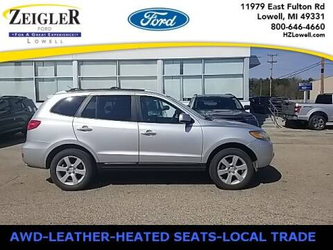 2007 Hyundai Santa Fe for sale at Zeigler Ford of Plainwell- Jeff Bishop in Plainwell MI
