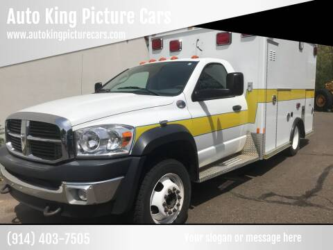 2009 Dodge Ram Chassis 4500 for sale at Auto King Picture Cars in Westchester County NY