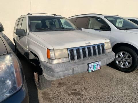 1997 Jeep Grand Cherokee for sale at Goleta Motors in Goleta CA