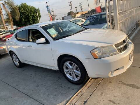 2010 Dodge Avenger for sale at Olympic Motors in Los Angeles CA
