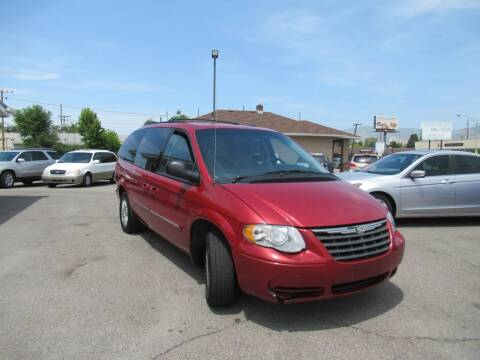 2006 Chrysler Town and Country for sale at Crown Auto in South Salt Lake UT