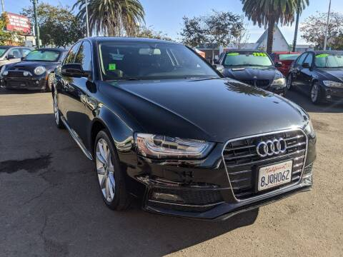 2014 Audi A4 for sale at Convoy Motors LLC in National City CA