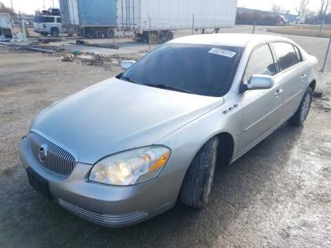 2008 Buick Lucerne for sale at RAGINS AUTOPLEX in Kennett MO