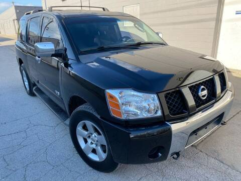 2007 Nissan Armada for sale at Supreme Auto Gallery LLC in Kansas City MO