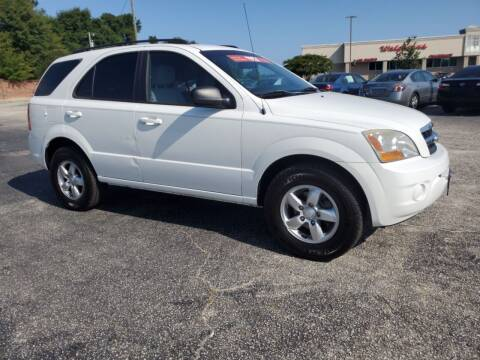 2009 Kia Sorento for sale at Ron's Used Cars in Sumter SC