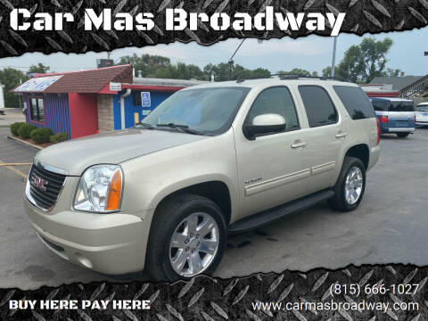 2013 GMC Yukon for sale at Car Mas Broadway in Crest Hill IL