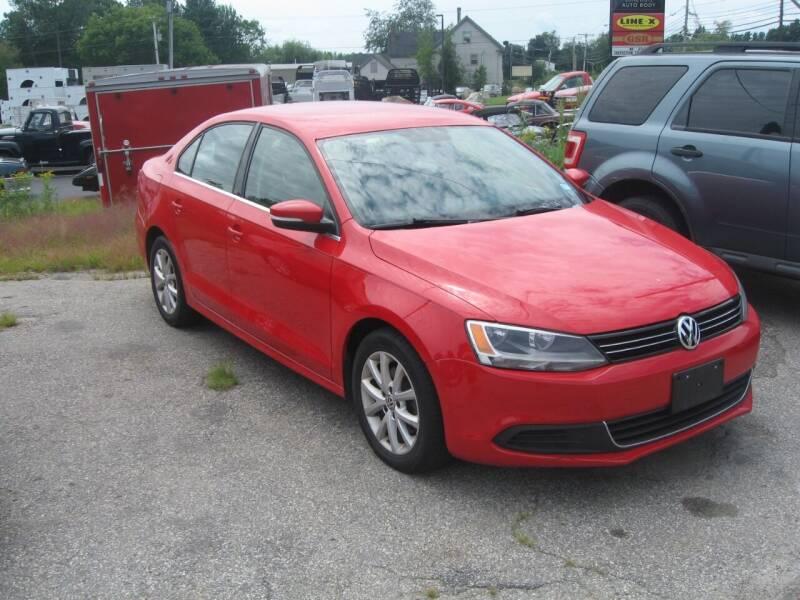 2013 Volkswagen Jetta for sale at Joks Auto Sales & SVC INC in Hudson NH