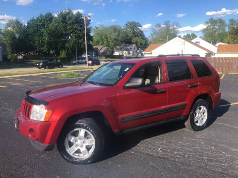 2006 Jeep Grand Cherokee for sale at CPM Motors Inc in Elgin IL