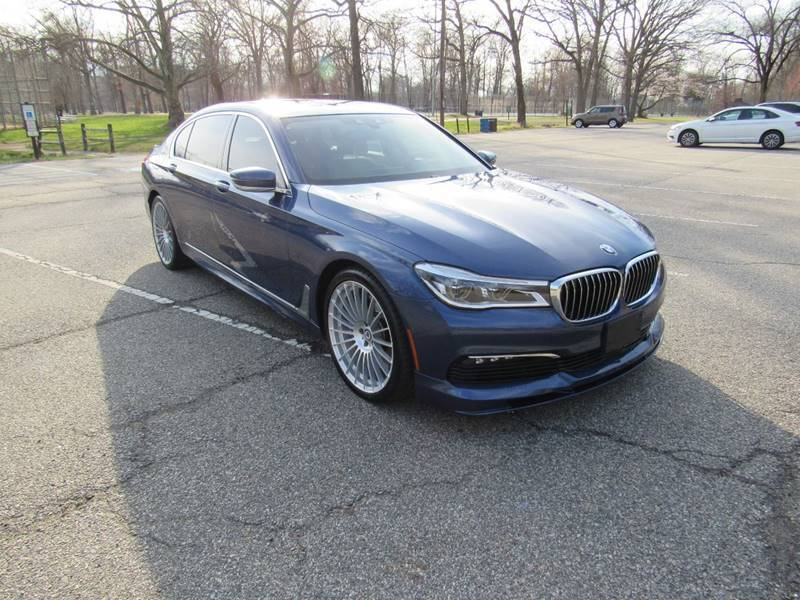 2017 BMW 7 Series for sale at International Motor Group LLC in Hasbrouck Heights NJ