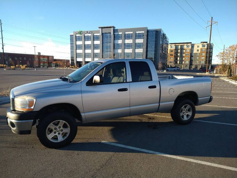 2006 Dodge Ram Pickup 1500 for sale at ALL ACCESS AUTO in Murray UT