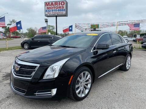 2017 Cadillac XTS for sale at Mario Motors in South Houston TX