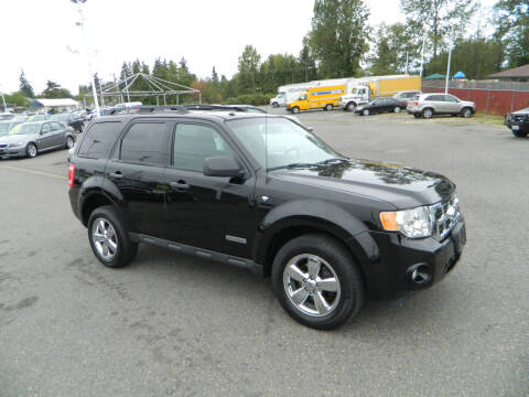 2008 Ford Escape for sale at J & R Motorsports in Lynnwood WA