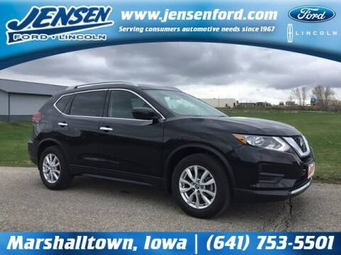 2018 Nissan Rogue for sale at JENSEN FORD LINCOLN MERCURY in Marshalltown IA