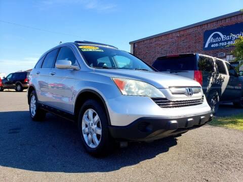 2009 Honda CR-V for sale at AUTO BARGAIN, INC. #2 in Oklahoma City OK