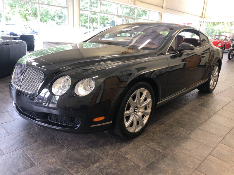 2005 Bentley Continental for sale at European Performance in Raleigh NC