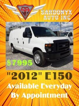 2012 Ford E-Series Cargo for sale at Sardonyx Auto Inc in Orlando FL