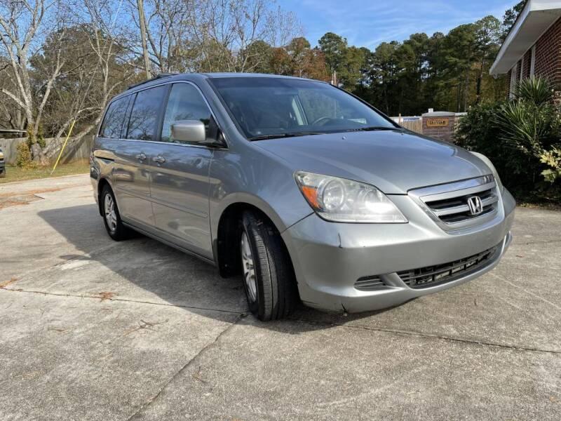 2006 Honda Odyssey for sale at L & M Auto Broker in Stone Mountain GA