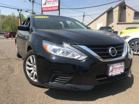2017 Nissan Altima for sale at PAYLESS CAR SALES of South Amboy in South Amboy NJ
