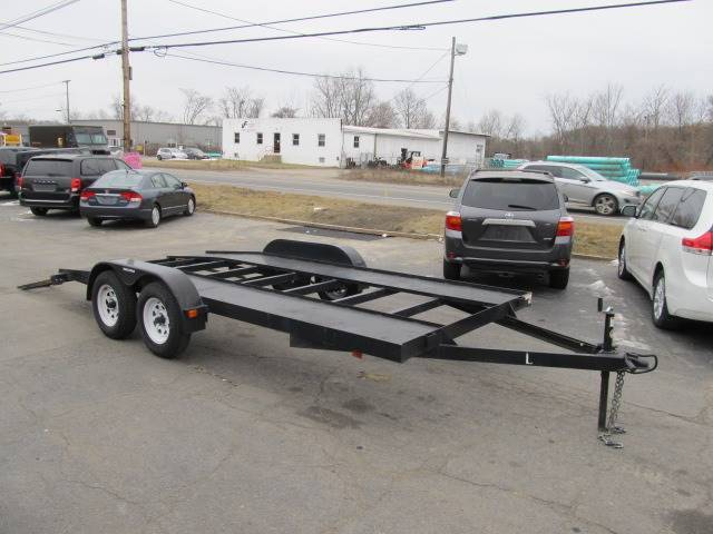2016 Triple Crown Car Trailer for sale at MetroWest Auto Sales in Worcester MA