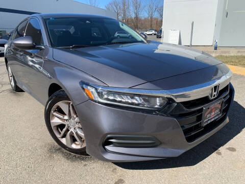 2018 Honda Accord for sale at JerseyMotorsInc.com in Teterboro NJ