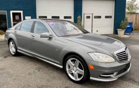 2012 Mercedes-Benz S-Class for sale at Saugus Auto Mall in Saugus MA