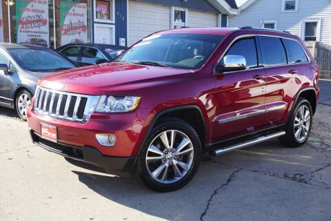 2013 Jeep Grand Cherokee for sale at Cass Auto Sales Inc in Joliet IL