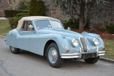 1956 Jaguar XK-Series for sale at Gullwing Motor Cars Inc in Astoria NY