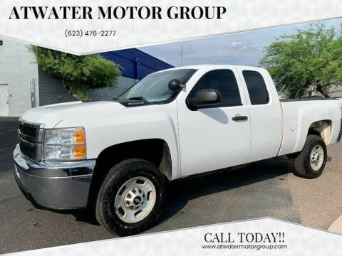 2013 Chevrolet Silverado 2500HD for sale at Atwater Motor Group in Phoenix AZ